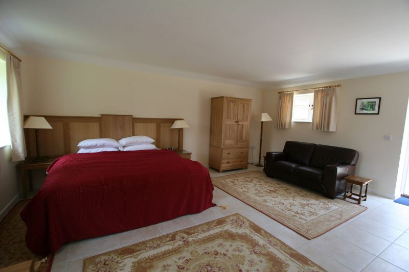 Airy & spacious Annexe Bedrooms, Chilgrove Farm Bed & Breakfast, Chilgrove, Chichester