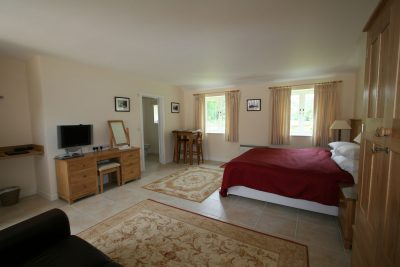 Spacious guest rooms and a warm welcome at Chilgrove Farm bed and breakfast in Chilgrove near Chichester, West Sussex