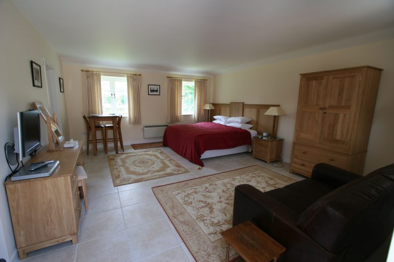 The extra-large Annexe Bedrooms, Chilgrove Farm Bed & Breakfast, Chilgrove, Chichester