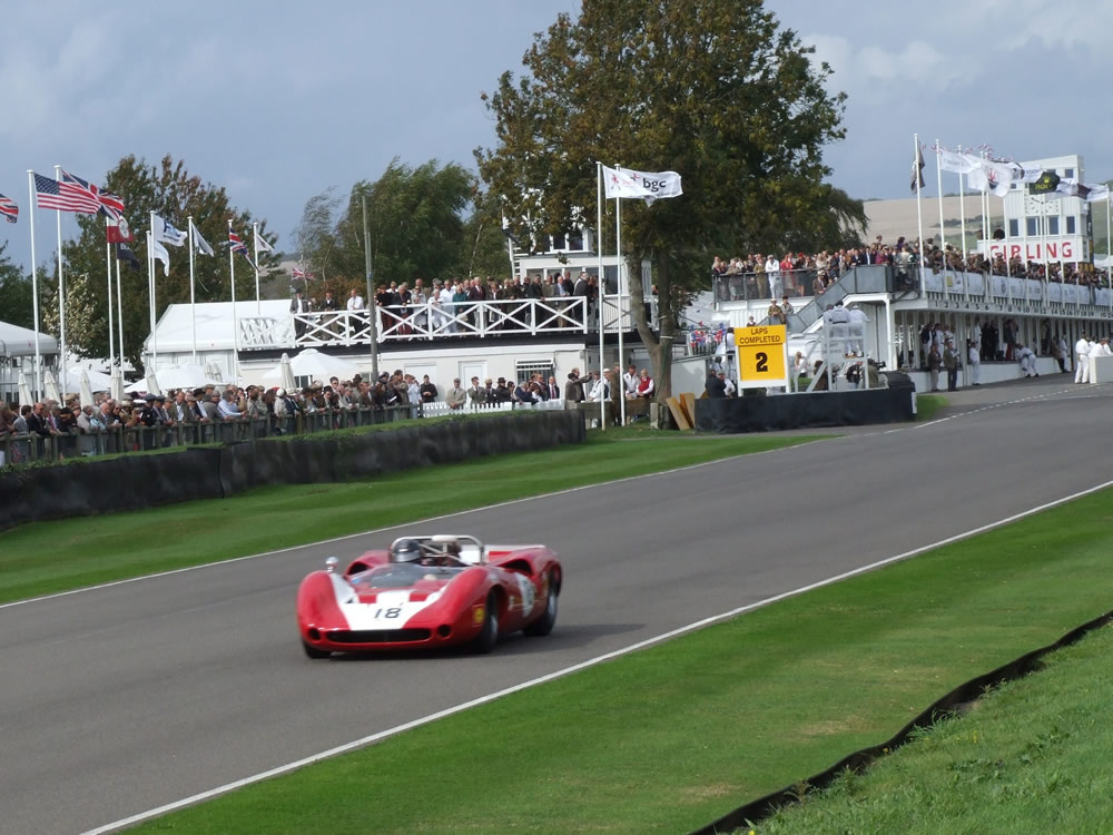 Bed & Breakfast accommodation for Goodwood Revival and all Goodwood events