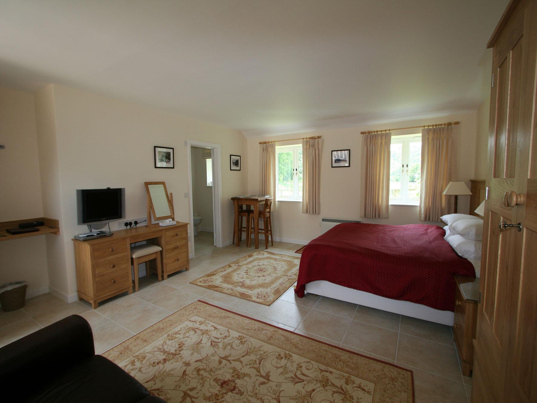 Annexe Room 1 at Chilgrove Farm B&B