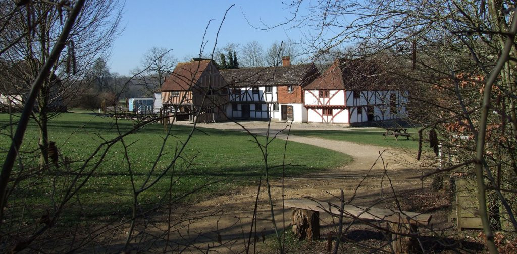 Weald & Downland museum in Singleton West Sussex